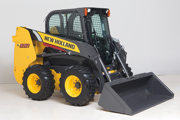 New Holland | Skid Steer Loaders | Model L221