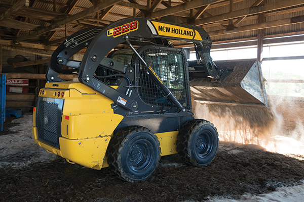 New Holland | Skid Steer Loaders | Model L228