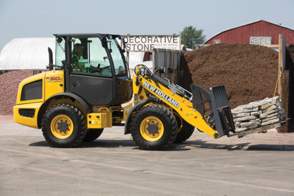 New Holland | Compact Wheel Loaders | Model W50C TC