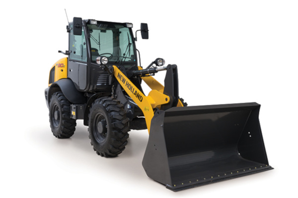 New Holland | Compact Wheel Loaders | Model W80C