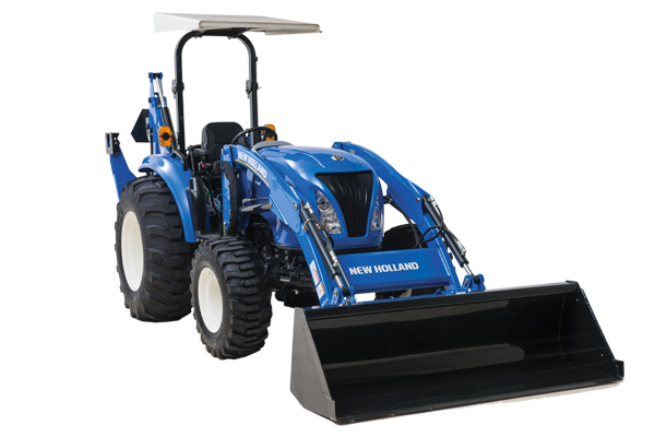 New Holland 235TLA