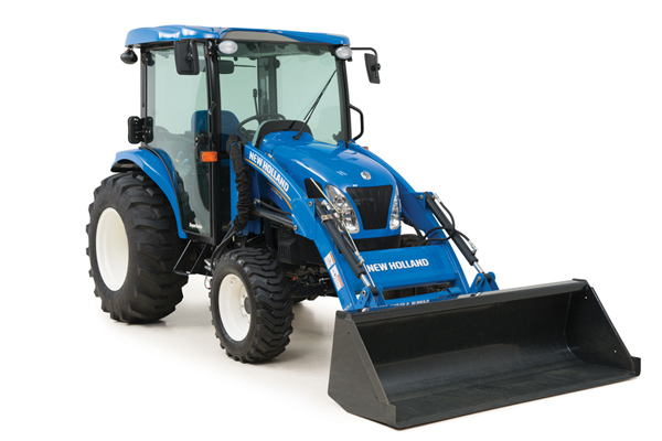 New Holland | Deluxe Compact Loaders | Model 250TLA IV