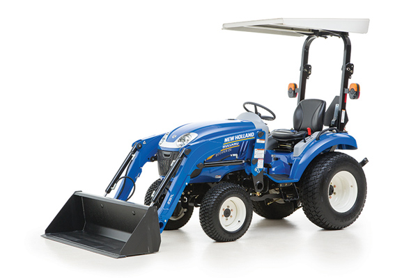 New Holland | Deluxe Compact Loaders | Model 270TL