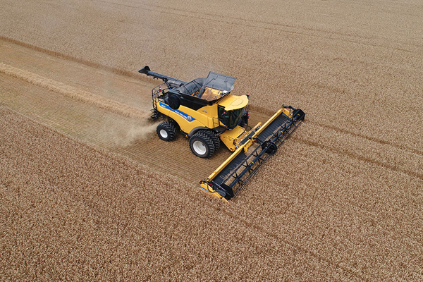 New Holland | Harvest Solutions | Model Combine Solutions: Intellicruise I/II