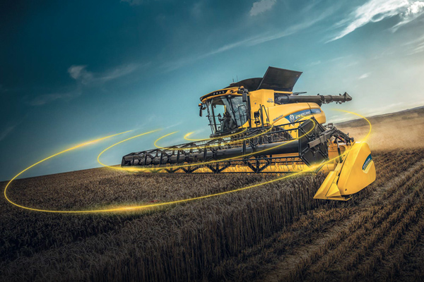 New Holland | Harvest Solutions | Model Combine Solutions: Intellisense