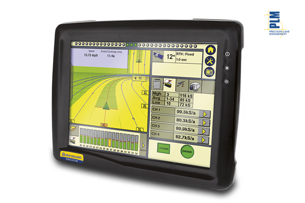 New Holland FM-1000 Display​