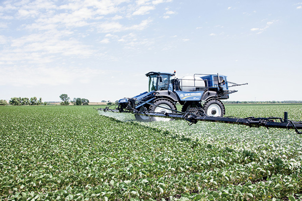 New Holland IntelliSpray
