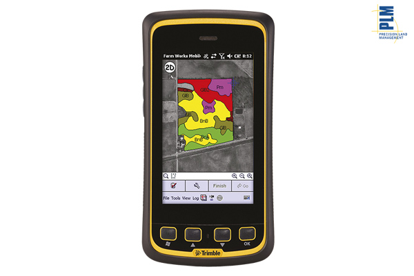 New Holland PLM™ Mobile Software
