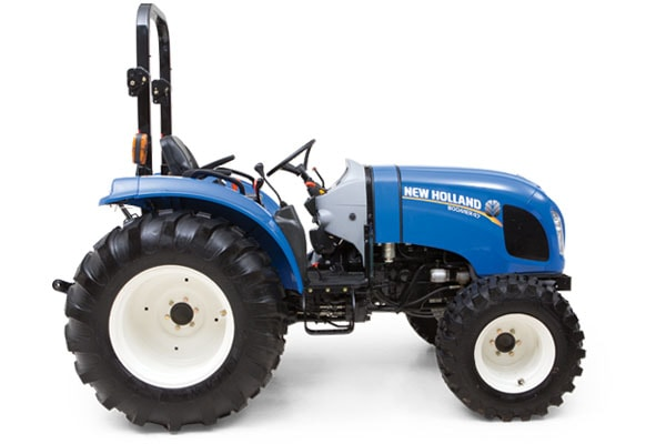 New Holland | Tractors & Telehandlers | Boomer™ Compact 33-47 HP Series
