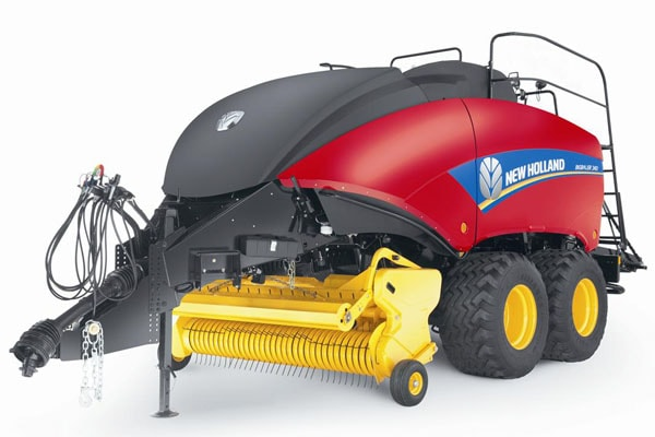 New Holland BigBaler 340 Plus CropCutter™ Rotor Cutter