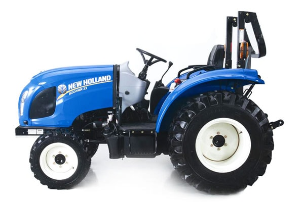 New Holland | Boomer™ Compact 33-47 HP Series | Model Boomer 33