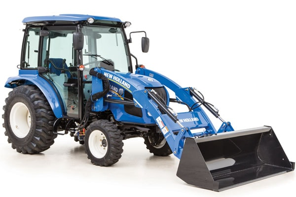 New Holland | Boomer™ Compact 33-47 HP Series | Model Boomer 37