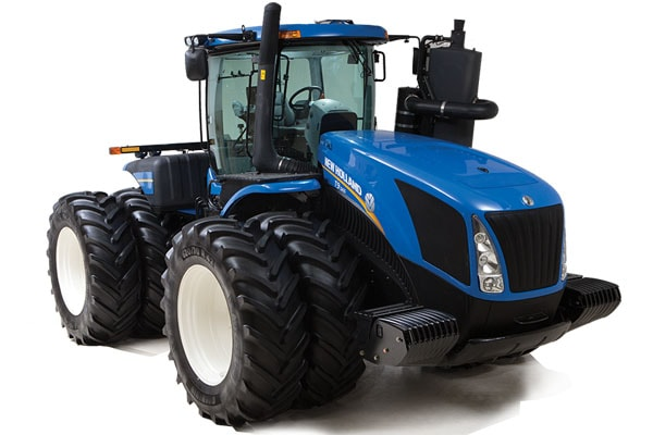 New Holland | Tractors & Telehandlers | T9 Series 4WD – Tier 4B