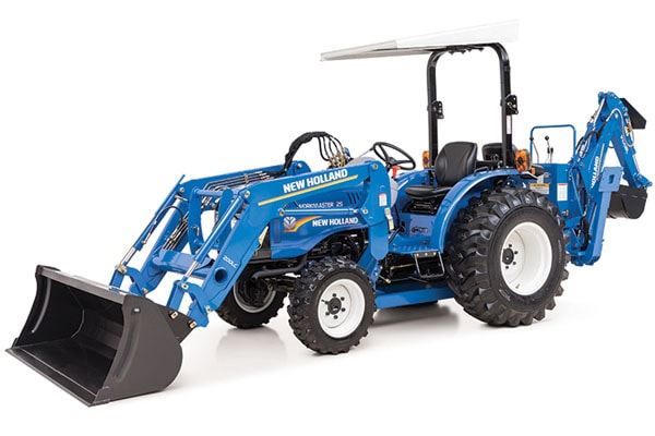 New Holland | Tractors & Telehandlers | Workmaster™ Compact 25/35/40 Series