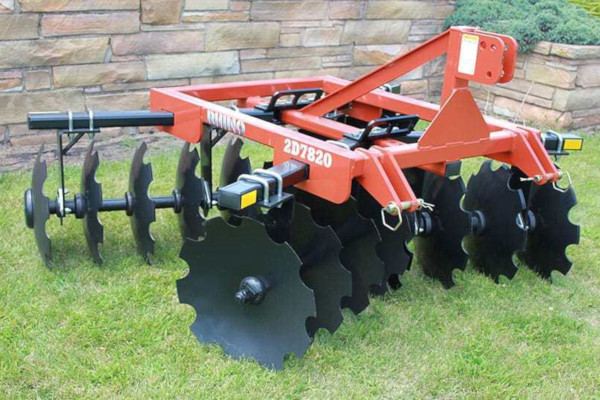 Rhino | Lift-Type Compact Disc Harrows | Model 3D118