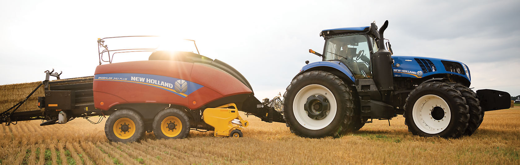 New Holland Hay Tools Specials