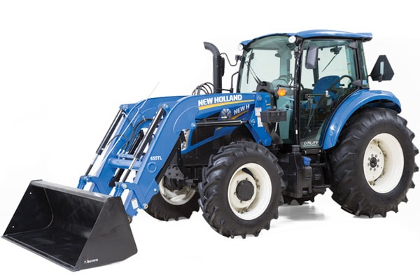 New Holland | Tractors & Telehandlers | T4 Series