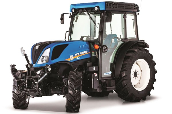 New Holland | Tractors & Telehandlers | T4F Narrow Series - Tier 4A