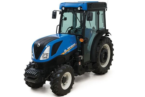 New Holland | Tractors & Telehandlers | T4V Vineyard Series - Tier 4A