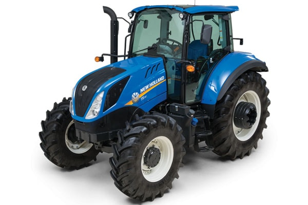 New Holland | Tractors & Telehandlers | T5 Series - Tier 4B