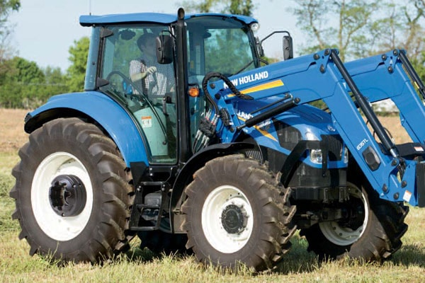 New Holland | T5 Series - Tier 4A  | Model T5.105 Electro Command