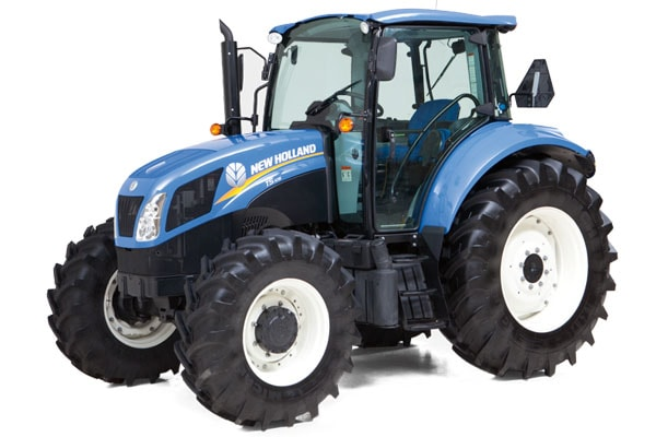 New Holland | Tractors & Telehandlers | T5 Series - Tier 4A
