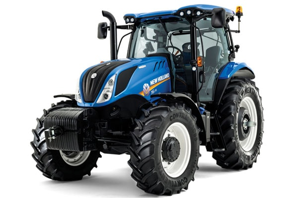 New Holland | Tractors & Telehandlers | T6 Series-Tier 4B