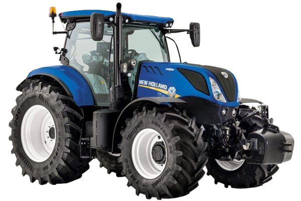 New Holland | Tractors & Telehandlers | T7 Series-Tier 4B