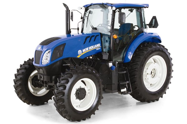 New Holland | Tractors & Telehandlers | TS6 Series – Tier 4B