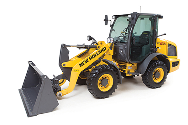New Holland | Compact Wheel Loaders | Model W50C ZB
