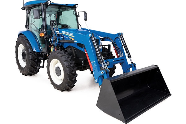 New Holland | Tractors & Telehandlers | Workmaster™ Utility 55 – 75 Series