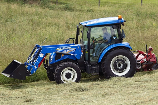 New Holland | Workmaster™ Utility 55 – 75 Series | Model Workmaster 55