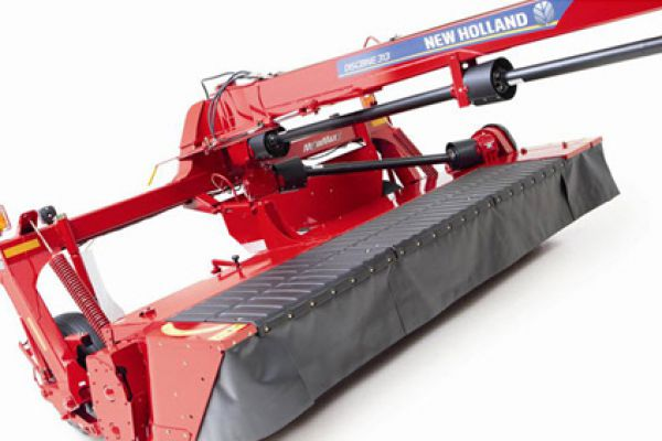 New Holland | Discbine Center-Pivot Disc Mower-Conditioners (PRIOR MODELS) | Model Discbine 313