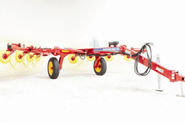 New Holland | Procart Deluxe Carted Wheel Rakes | Model 819 8-Wheel