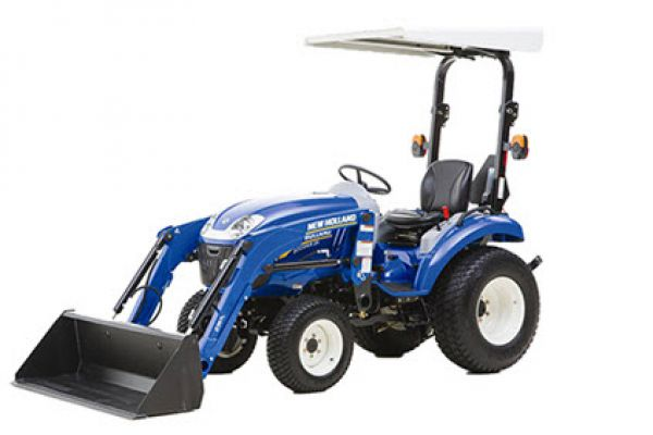 New Holland Boomer 24 » Intermountain New Holland, Idaho