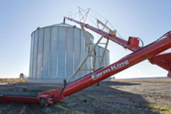 Farm King Grain Handling Equipment » Intermountain New
