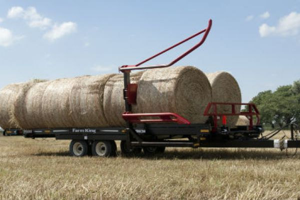 Farm King | Round Bale Carrier | Model 2400