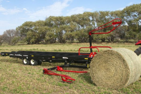 Farm King | Round Bale Carrier | Model 2450