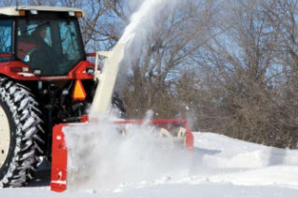 Farm King Landscaping Equipment » Intermountain New Holland