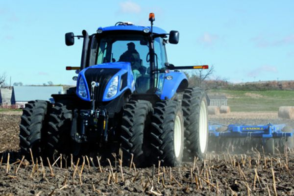 New Holland | Genesis T8 Series - Tier 4B | Model Genesis T8.380