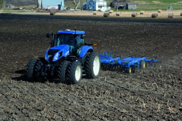 New Holland Genesis T8.380
