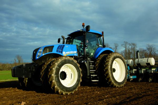 New Holland | Genesis T8 Series - Tier 4B | Model Genesis T8.410