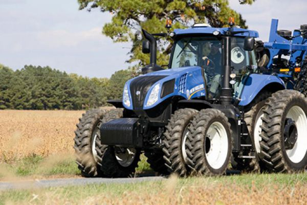 New Holland | Genesis T8 Series - Tier 4B | Model Genesis T8.435