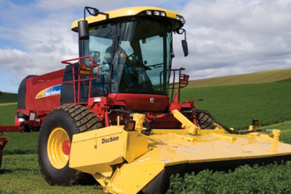New Holland | H8000 Series Speedrower Self-Propelled Windrowers (PRIOR MODELS) | Model H8060