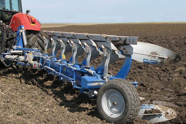 Kongskilde | FULLY MOUNTED REVERSIBLE PLOUGH | Model VARI FLEX EX-H