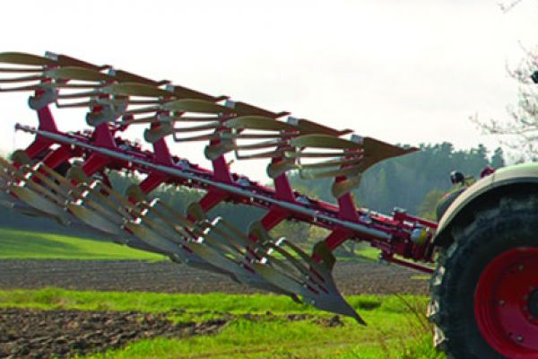 Kongskilde | FULLY MOUNTED REVERSIBLE PLOUGH | Model KONGSKILDE XRS-XRT