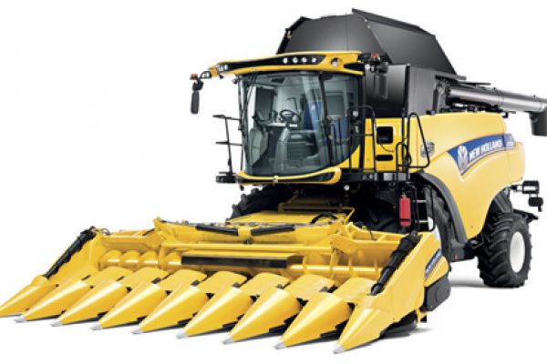 New Holland | CR Series – Tier 4B Twin Rotor® Combines | Model CR6.90