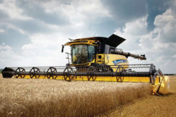 New Holland | Combines & Headers | Direct Cut Auger Heads