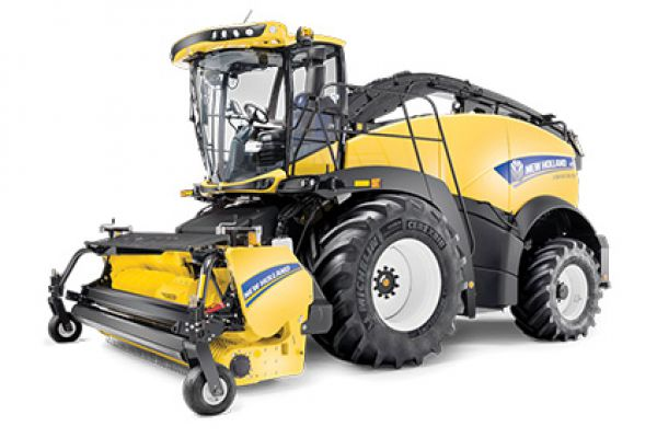 New Holland | Forage Equipment | FR Forage Cruiser SP Forage Harvesters