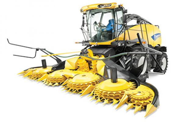 New Holland | Forage Equipment | Forage Headers